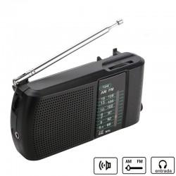 Radio Portatil FM AM...