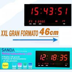 Reloj LED de Pared Digital...