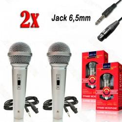 Microfonos para Karaoke DJ...