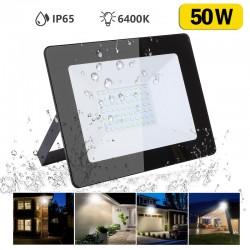 Foco LED Exterior de 50W Proyector