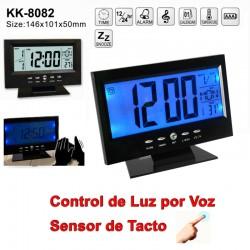Reloj Despertador LCD...